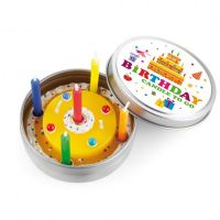 """CANDLE TO GO """"Birthday To Go"""""""