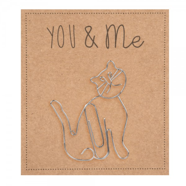 "Tierfreunde ""YOU & ME"", Katze"