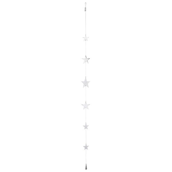 Winterluft Silber Kette 125 cm