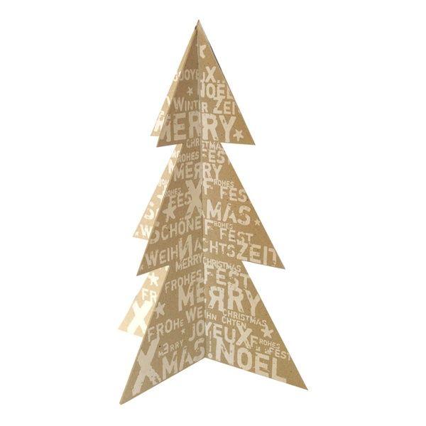 """Weihnachtsbaum """"L"""""""