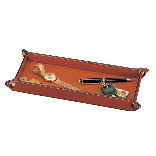 Taschenbutler Leder Cognac