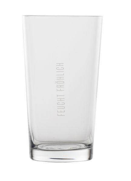 Wasserglas - Feucht fröhlich