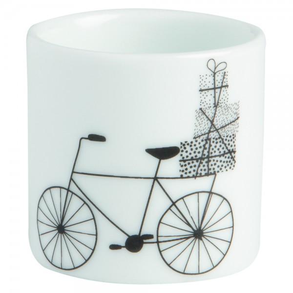 "Teelichthalter Helle Freude ""Fahrrad"""