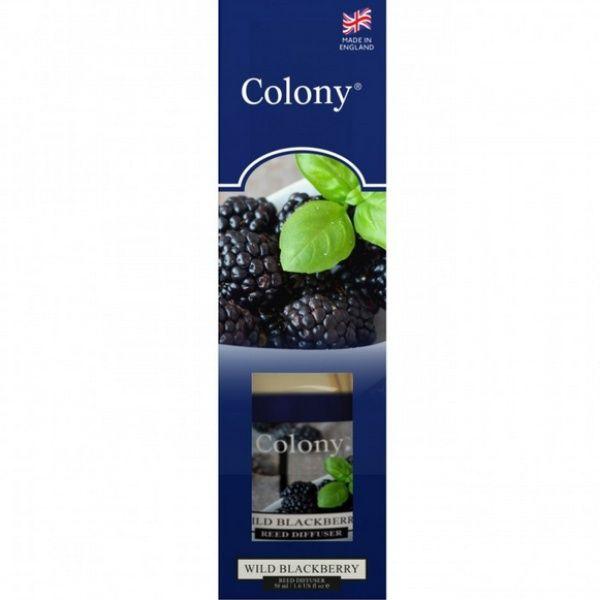 Reed Diffuser - Wild Blackberry 50 ml