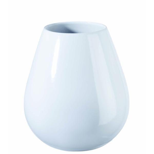 Vase weiss 18 cm