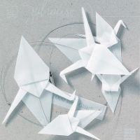 Origami Kranich Kette