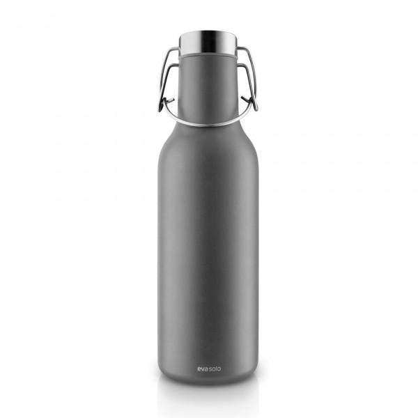 """COOL Isolierflasche """"Dark grey"""", 0,7 L"""
