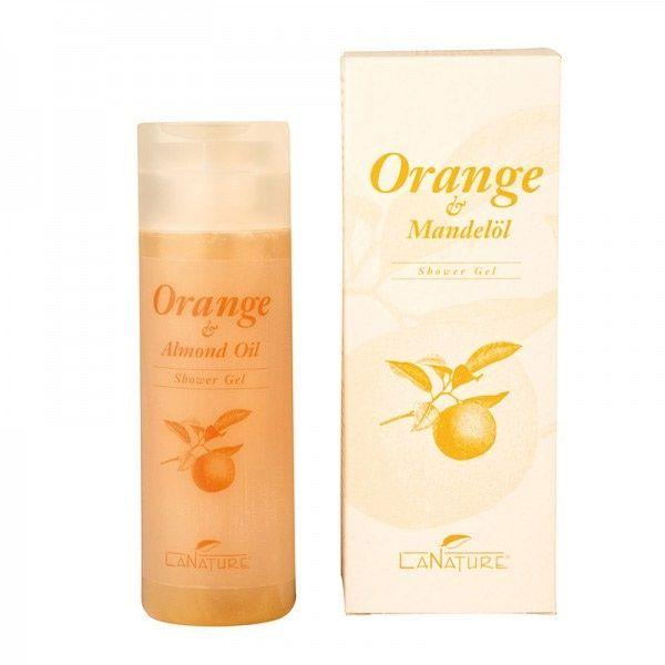 Duschgel Orange, 200ml