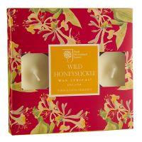 Teelichter Wild Honeysuckle 9 Stück