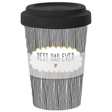 Reise-Kaffeebecher Best Dad