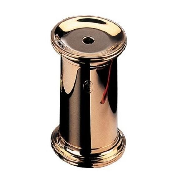 Zylinderspitzer - 23-Karat vergoldet