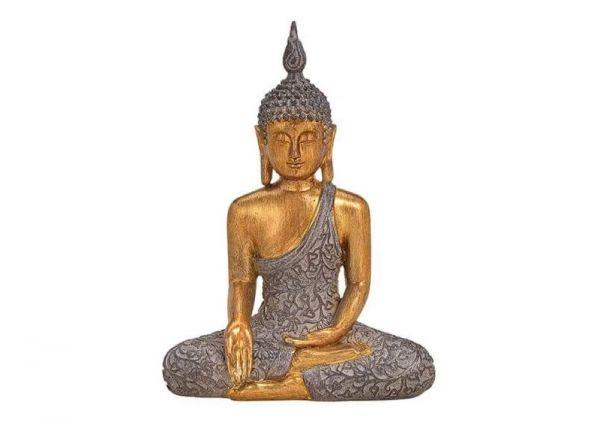 Buddha braun/gold - klein