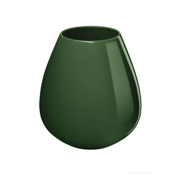 Vase kale H: 18 cm D: 9 cm