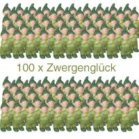 Räder, Zwergenglück - Nörgelmax Mini 6,4cm 100er Set