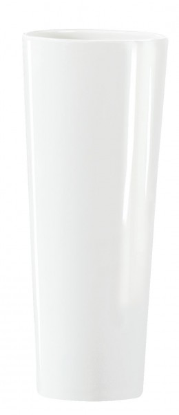 Vase mono gloss. 33 cm
