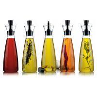 Öl & Essigkaraffe, tropffrei, 0,5 l
