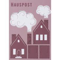 Bastelsatz Karte - Hauspost