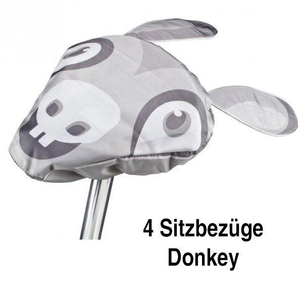 "Sattelschutz ""Donkey Kids"" 4er Set"