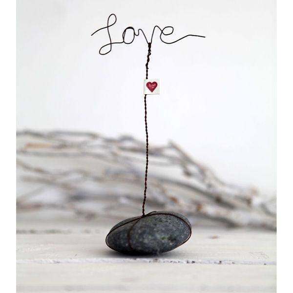 """Steingeschichten """"Love"""""""