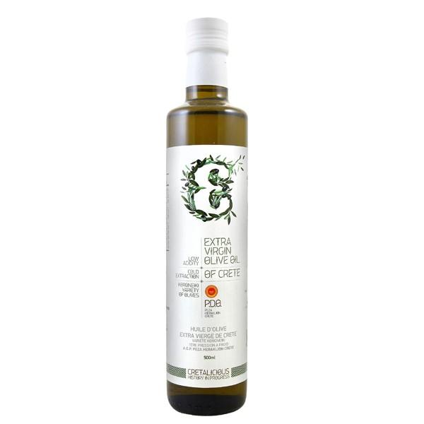 Premium Olivenöl extra vergine D.O.P. - aus Kaltpressung 250 ml