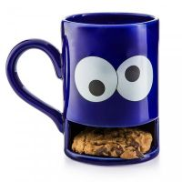 """Keksbecher """"Mug Monster"""" blau"""