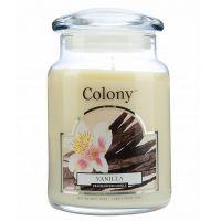 Duftkerze im Glas - Vanilla Large Candle Jar
