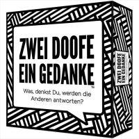 "Kylskåpspoesi - ""Zwei Doofe - Ein Gedanke"""