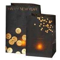 """Lichttüten Set """"Happy New Year"""""""