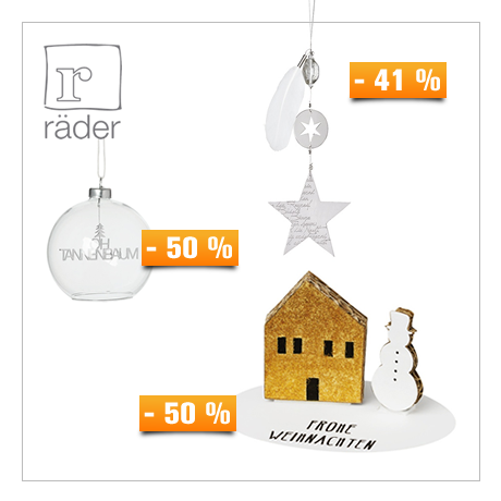 Räder Design - Outlet SALE %