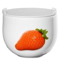 Marmeladendose Erdbeere