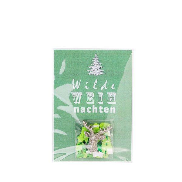 """Karte """"Wilde Weihnachten"""""""