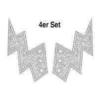 Shwings Blitze / Lightning Silver 4er Set