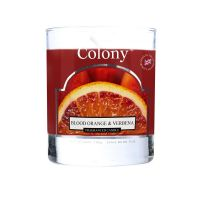 Fragranced Candle Blood Orange & Verbena 35 h