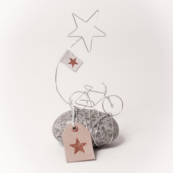 """Mini Steingeschichten """"Fahrrad"""""""