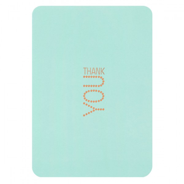 """DANKE Karte """"Thank you"""""""