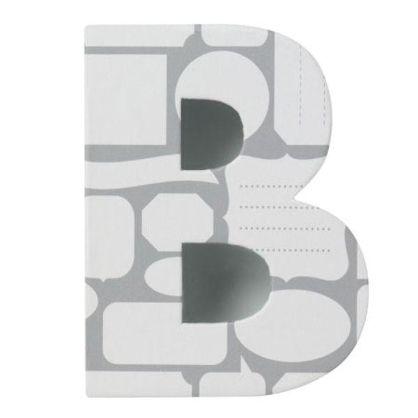 """Paper & Poetry ABC Schachtel """"B"""""""