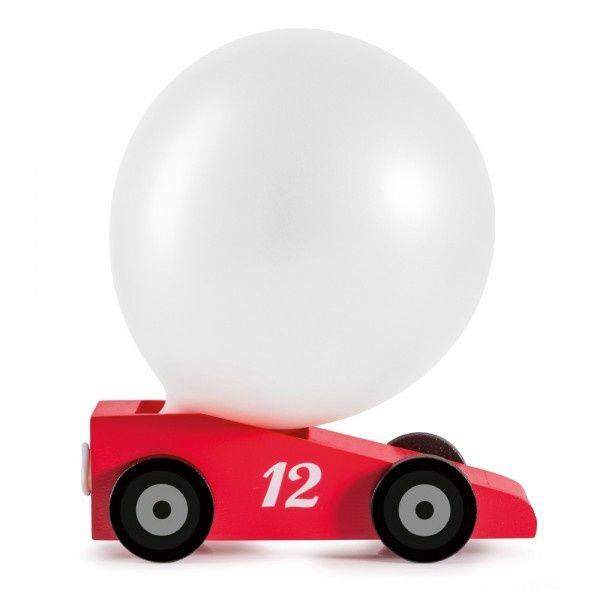"""Luftballonauto """"ROADSTAR"""""""