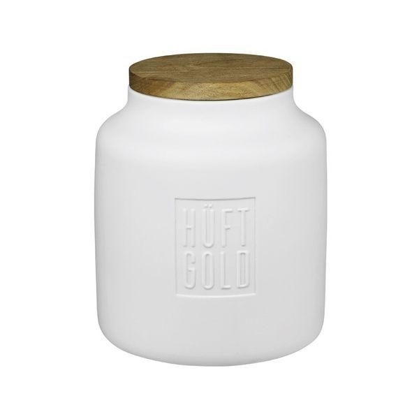 PET Vorratsdose Hüftgold groß