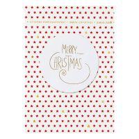 """Weihnachts Glanzstücke Karte """"Baum"""""""