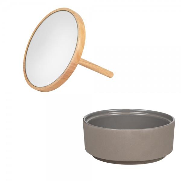 Spiegeldose, klein