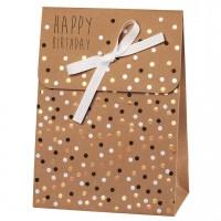 """Geschenktasche """"Happy Birthday"""", groß"""