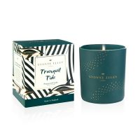 Tranquil Tide Wax Filled Glass Candle