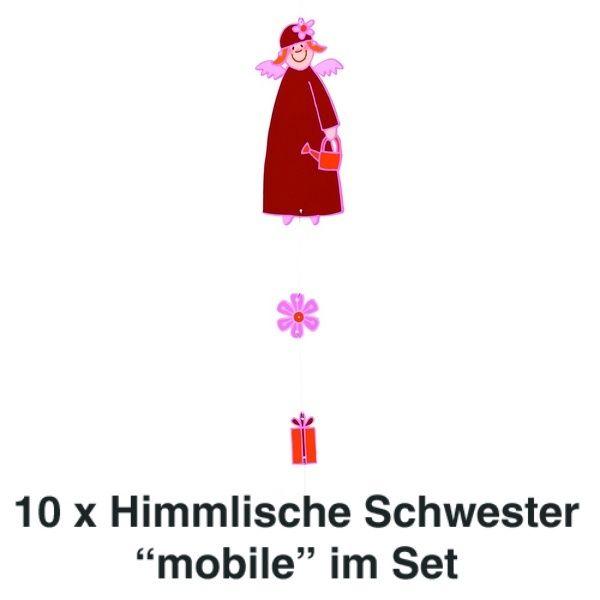 Himmlische Schwestern Mobile Florentine 10er Set