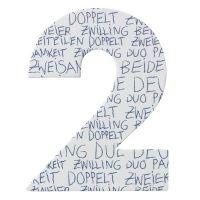 """Paper & Poetry 123 Schachtel """"2"""""""