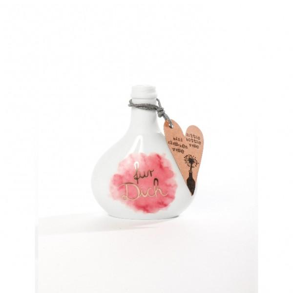 Mini Flaschenvase Für Dich