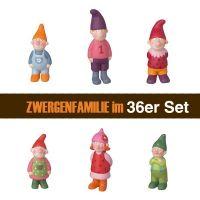 Kleine Zwergenglück-Familie im Set (216 Stück)