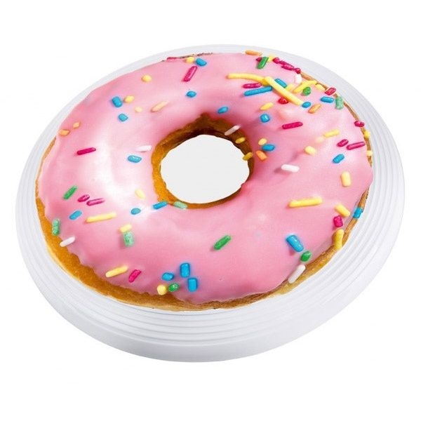 Spinning Donuts - Frisbee