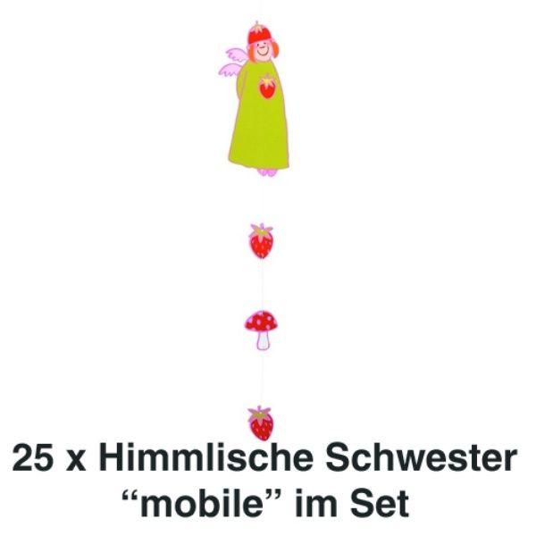 Himmlische Schwestern Mobile Pauline 25er Set