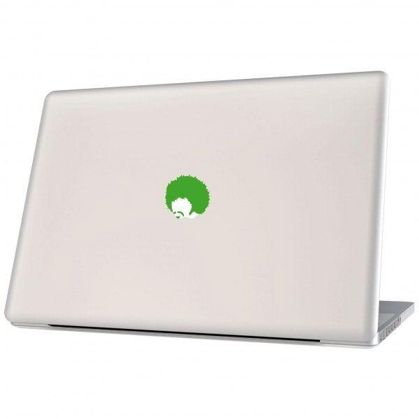 Sticker für Laptops Jimmy green