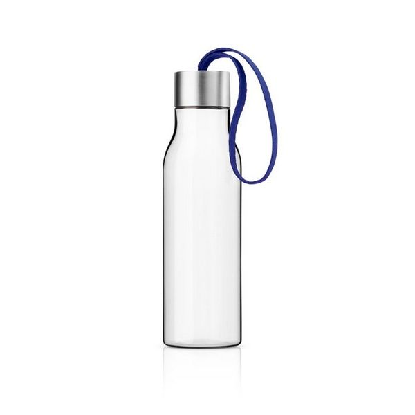 "Trinkflasche aus Kunststoff ""Electric blue"""